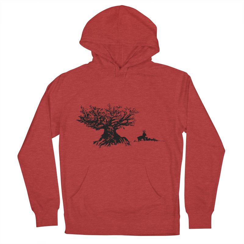 Out Of The Woods Men's Pullover Hoody by samanthalilley's Artist Shop