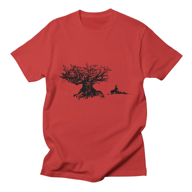 Out Of The Woods Men's T-Shirt by samanthalilley's Artist Shop
