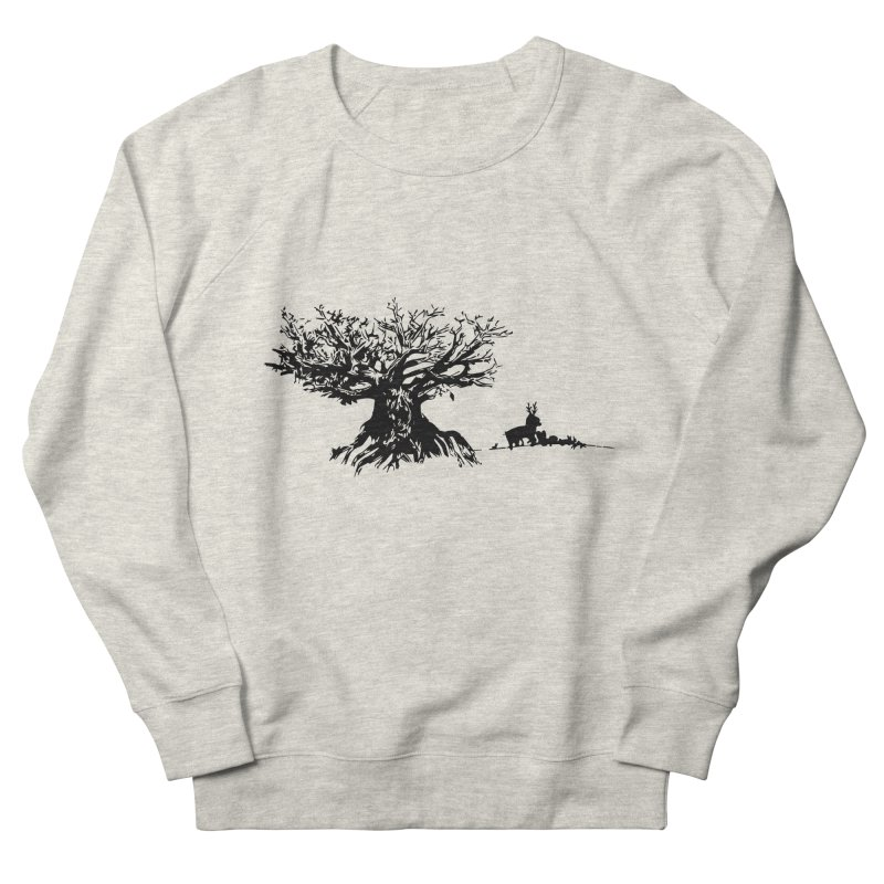 Out Of The Woods Men's Sweatshirt by samanthalilley's Artist Shop