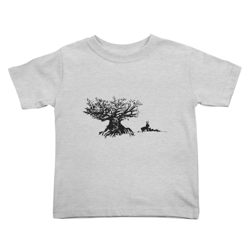 Out Of The Woods Kids Toddler T-Shirt by samanthalilley's Artist Shop