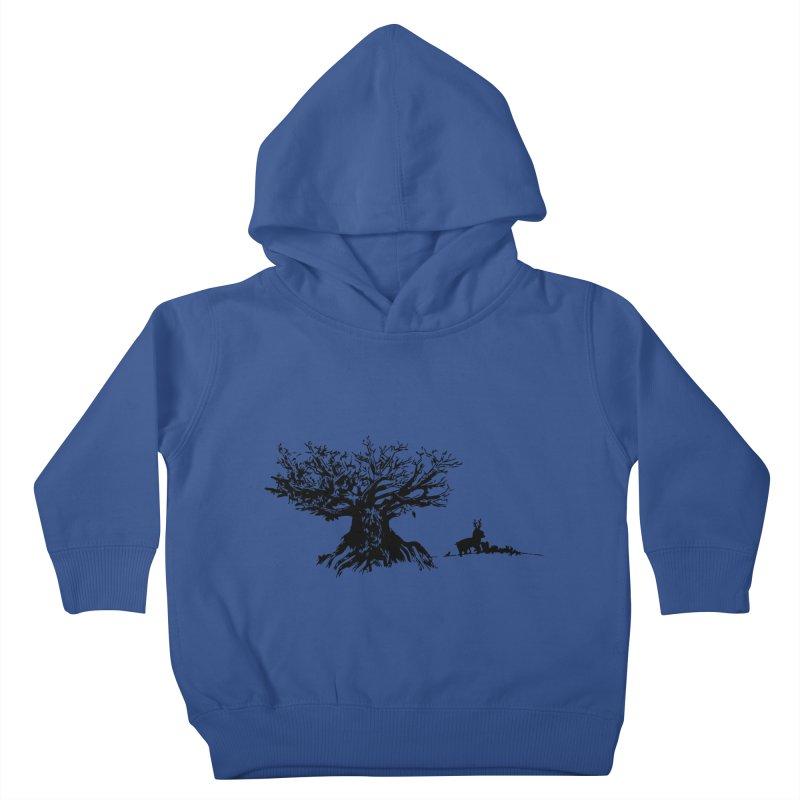Out Of The Woods Kids Toddler Pullover Hoody by samanthalilley's Artist Shop