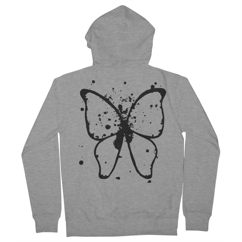 Winging It Women's Zip-Up Hoody by samanthalilley's Artist Shop