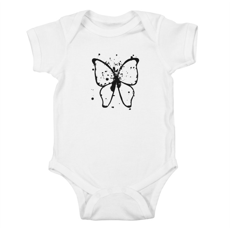 Winging It Kids Baby Bodysuit by samanthalilley's Artist Shop
