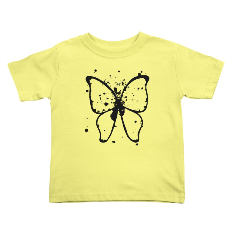 Winging It Kids Toddler T-Shirt by samanthalilley's Artist Shop