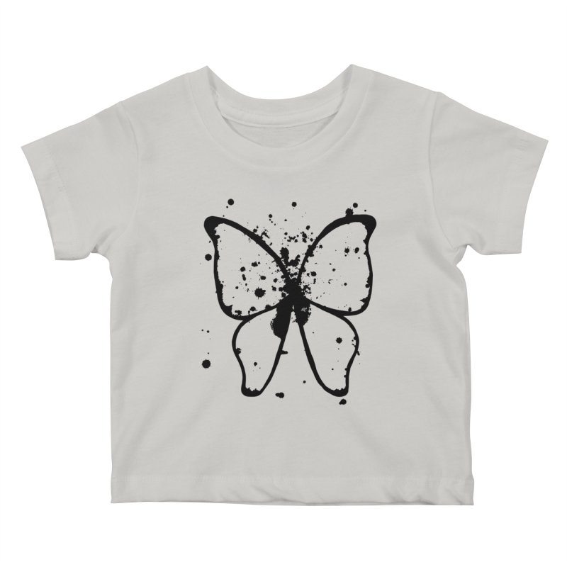 Winging It Kids Baby T-Shirt by samanthalilley's Artist Shop