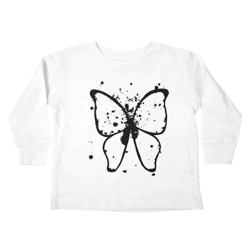 Winging It Kids Toddler Longsleeve T-Shirt by samanthalilley's Artist Shop