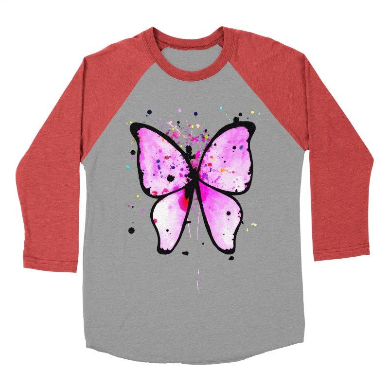 Fly Away Women's Baseball Triblend T-Shirt by samanthalilley's Artist Shop