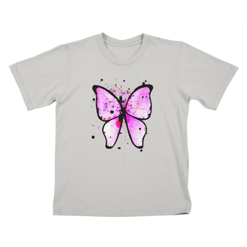 Fly Away Kids T-shirt by samanthalilley's Artist Shop