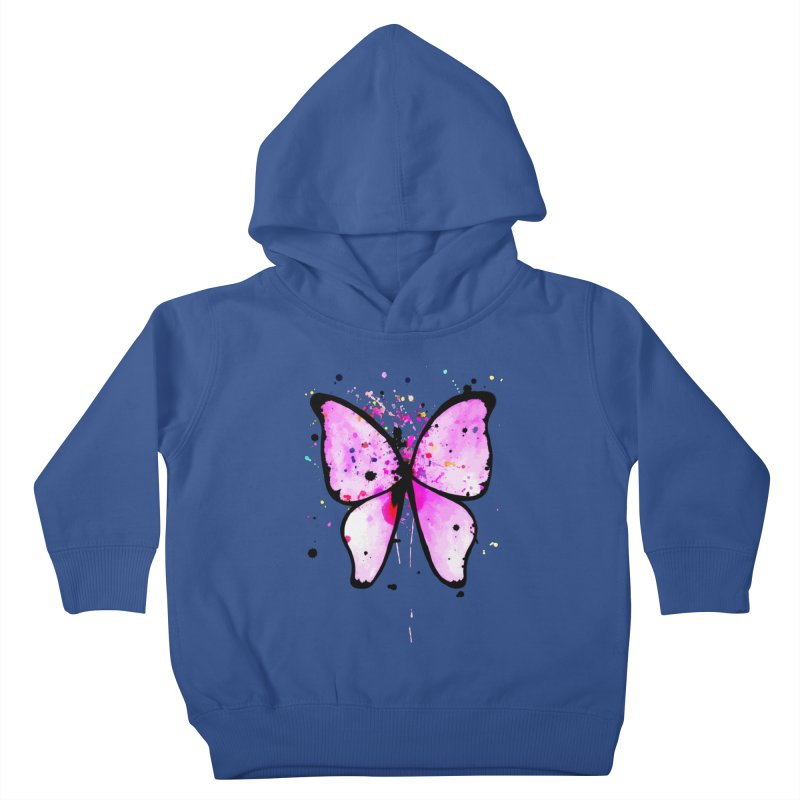 Fly Away Kids Toddler Pullover Hoody by samanthalilley's Artist Shop