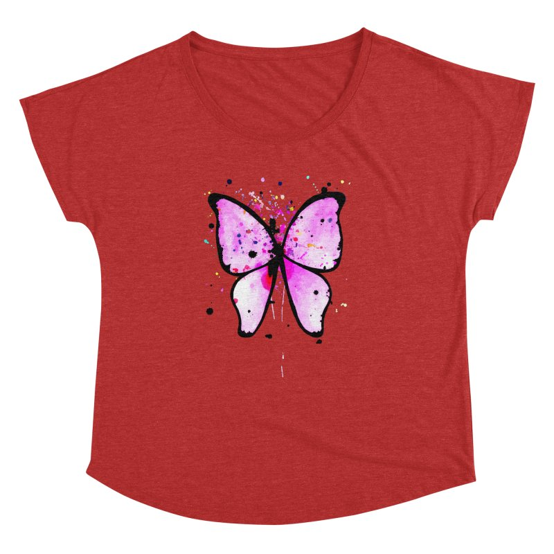 Fly Away Women's Dolman by samanthalilley's Artist Shop