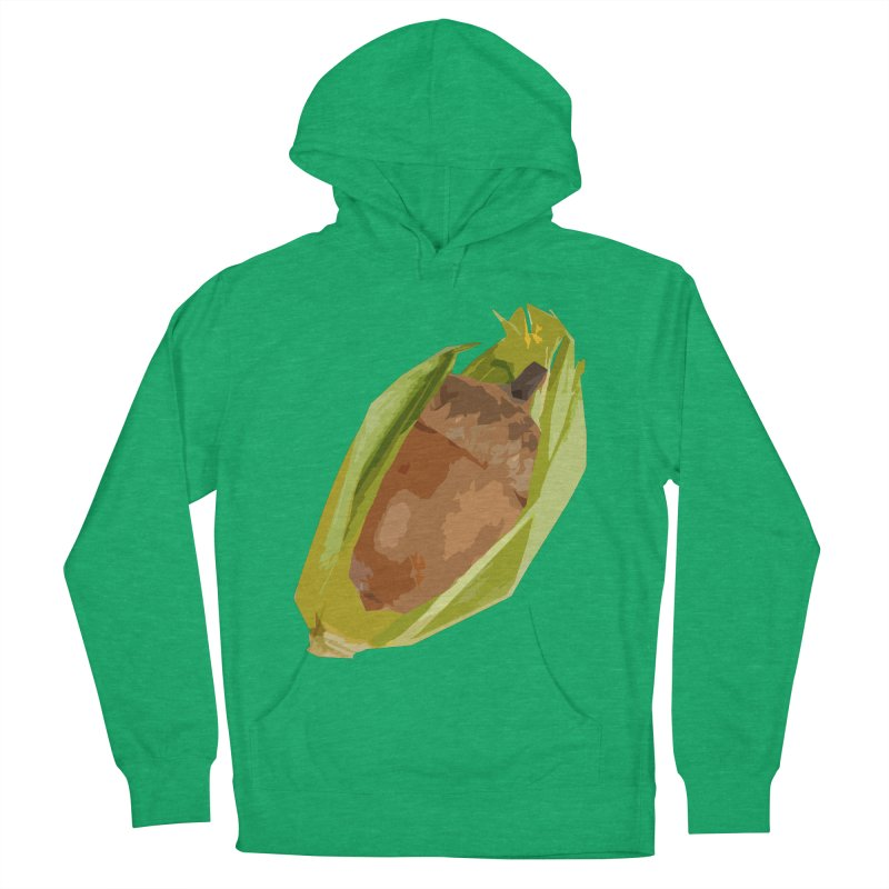 A-CORN? Men's Pullover Hoody by samanthalilley's Artist Shop