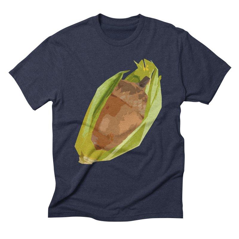 A-CORN? Men's Triblend T-Shirt by samanthalilley's Artist Shop