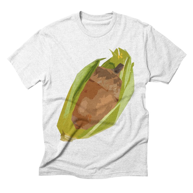 A-CORN? Men's Triblend T-shirt by samanthalilley's Artist Shop