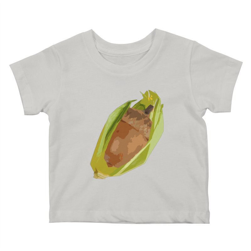 A-CORN? Kids Baby T-Shirt by samanthalilley's Artist Shop