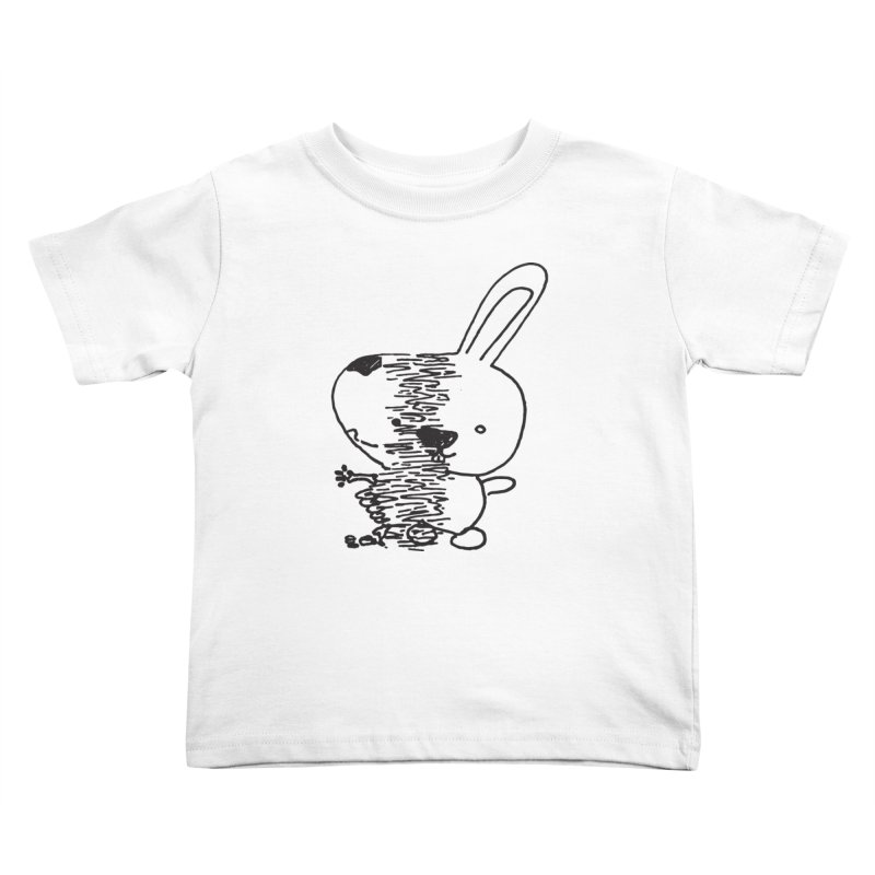 RIPped Kids Toddler T-Shirt by samanthalilley's Artist Shop