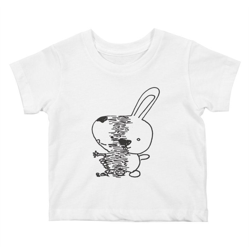 RIPped Kids Baby T-Shirt by samanthalilley's Artist Shop