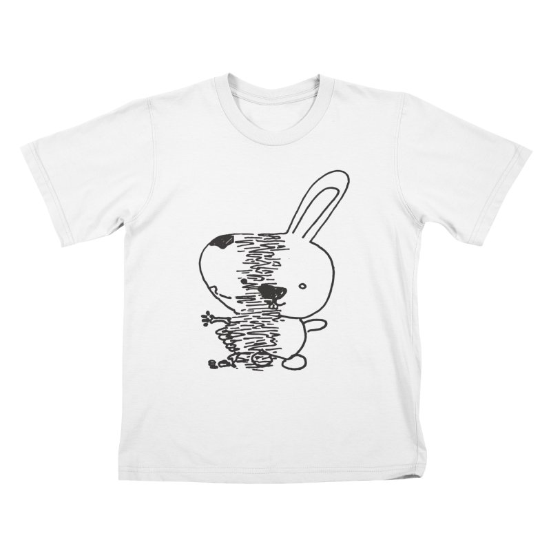 RIPped Kids T-shirt by samanthalilley's Artist Shop