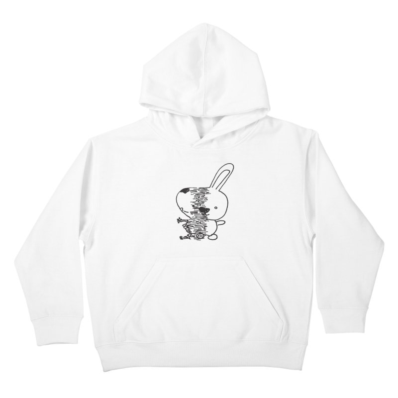 RIPped Kids Pullover Hoody by samanthalilley's Artist Shop