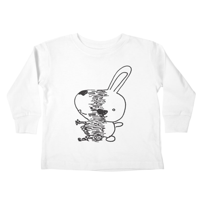 RIPped Kids Toddler Longsleeve T-Shirt by samanthalilley's Artist Shop