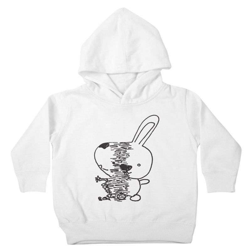 RIPped Kids Toddler Pullover Hoody by samanthalilley's Artist Shop