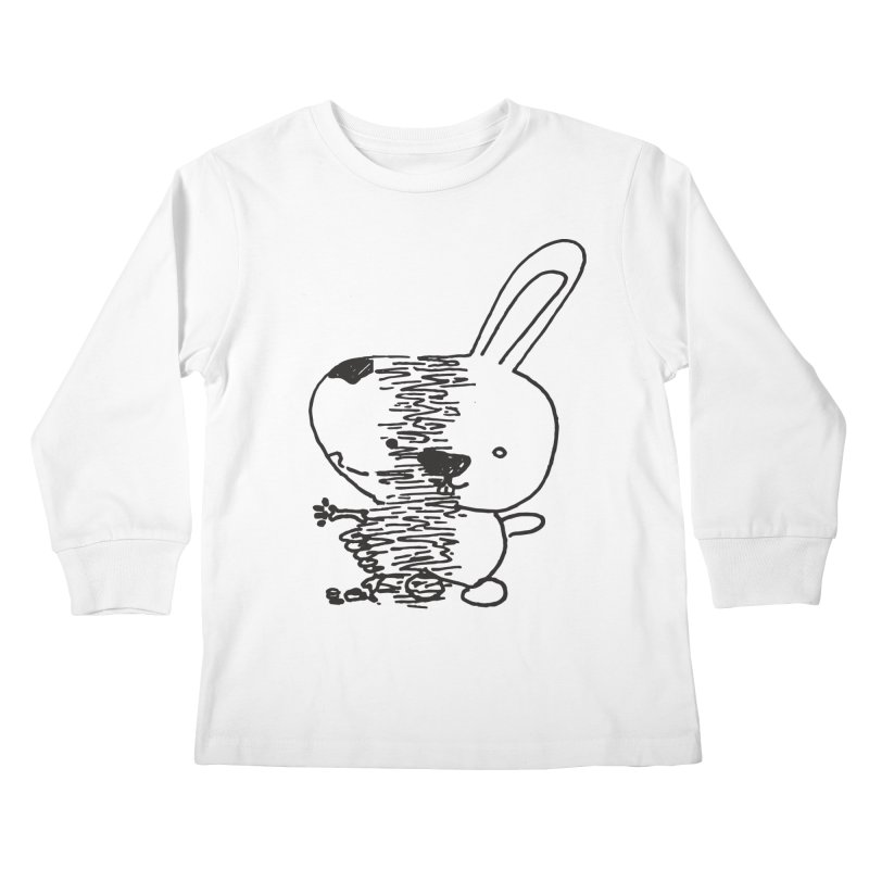 RIPped Kids Longsleeve T-Shirt by samanthalilley's Artist Shop