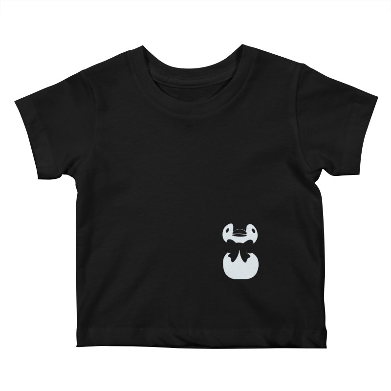 Little Penguin Kids Baby T-Shirt by samanthalilley's Artist Shop
