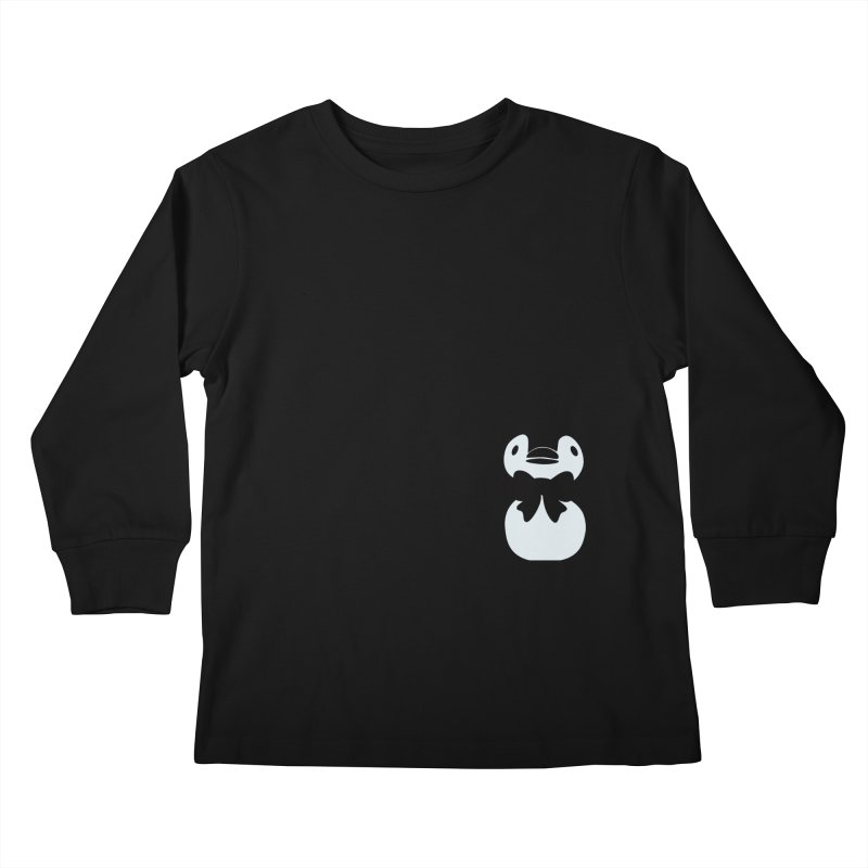Little Penguin Kids Longsleeve T-Shirt by samanthalilley's Artist Shop