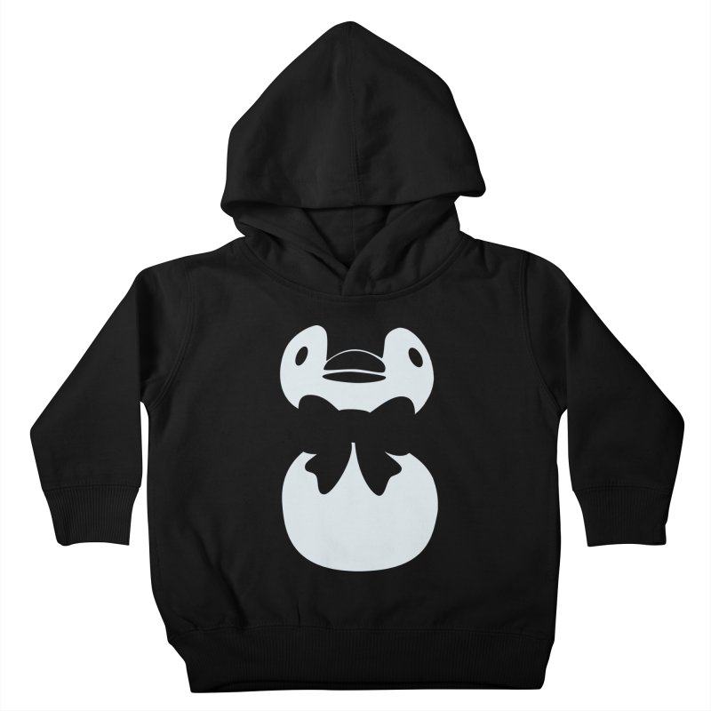 Big Penguin Kids Toddler Pullover Hoody by samanthalilley's Artist Shop