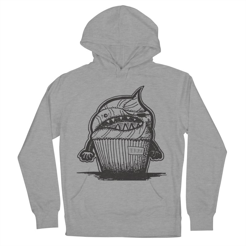Evil Dr Cupcake Women's Pullover Hoody by samanthalilley's Artist Shop