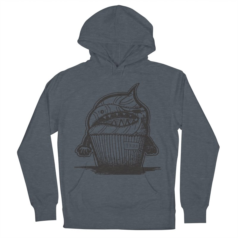 Evil Dr Cupcake Men's Pullover Hoody by samanthalilley's Artist Shop