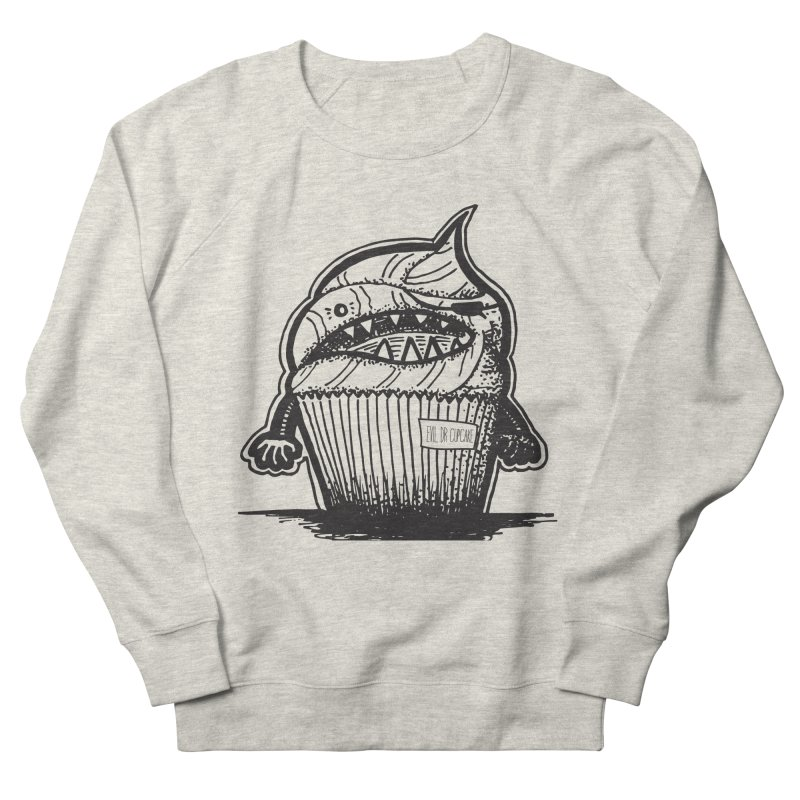 Evil Dr Cupcake Women's Sweatshirt by samanthalilley's Artist Shop