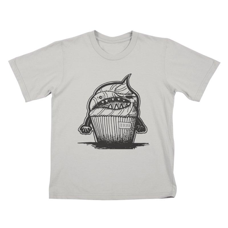 Evil Dr Cupcake   by samanthalilley's Artist Shop
