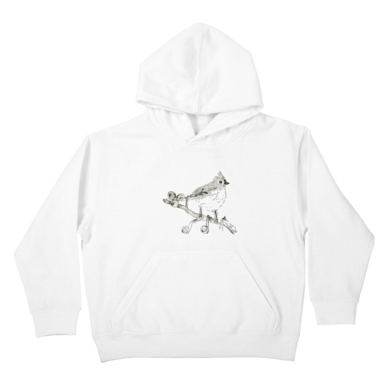Perched Kids Pullover Hoody by samanthalilley's Artist Shop