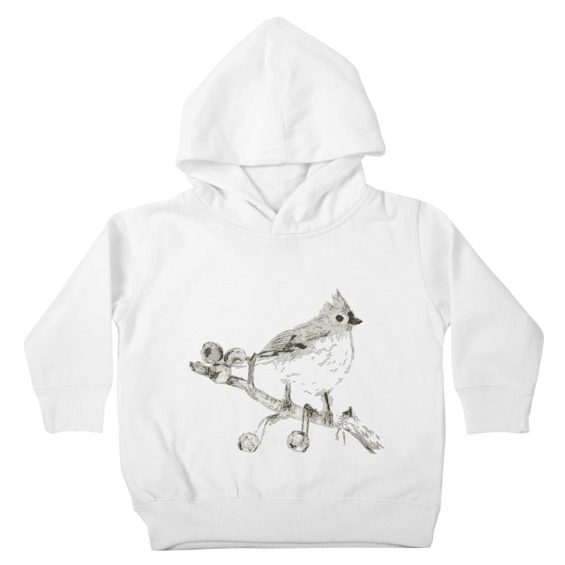 Perched Kids Toddler Pullover Hoody by samanthalilley's Artist Shop