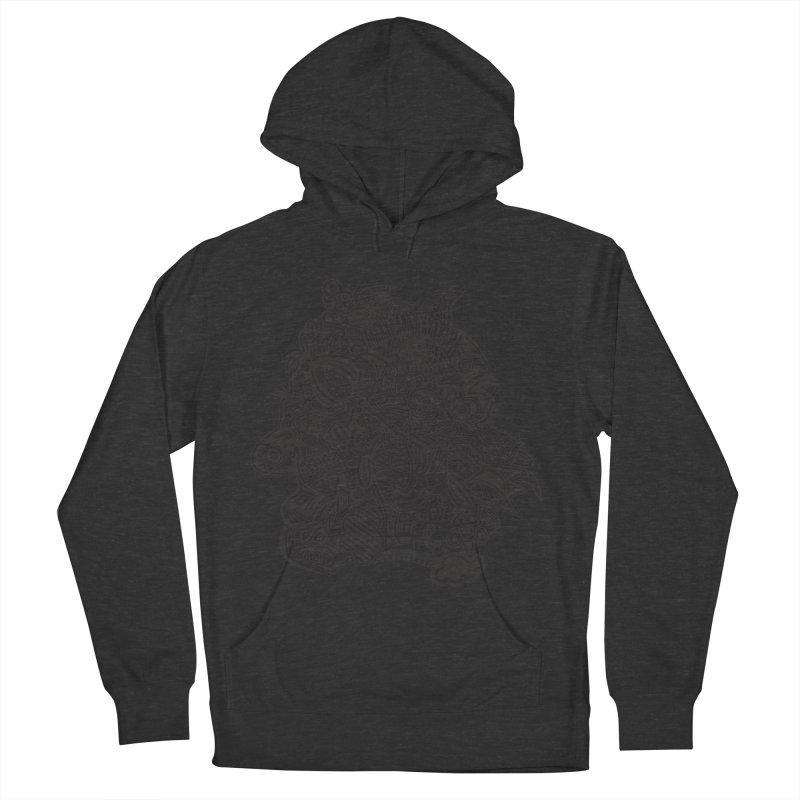 Face It Men's Pullover Hoody by samanthalilley's Artist Shop