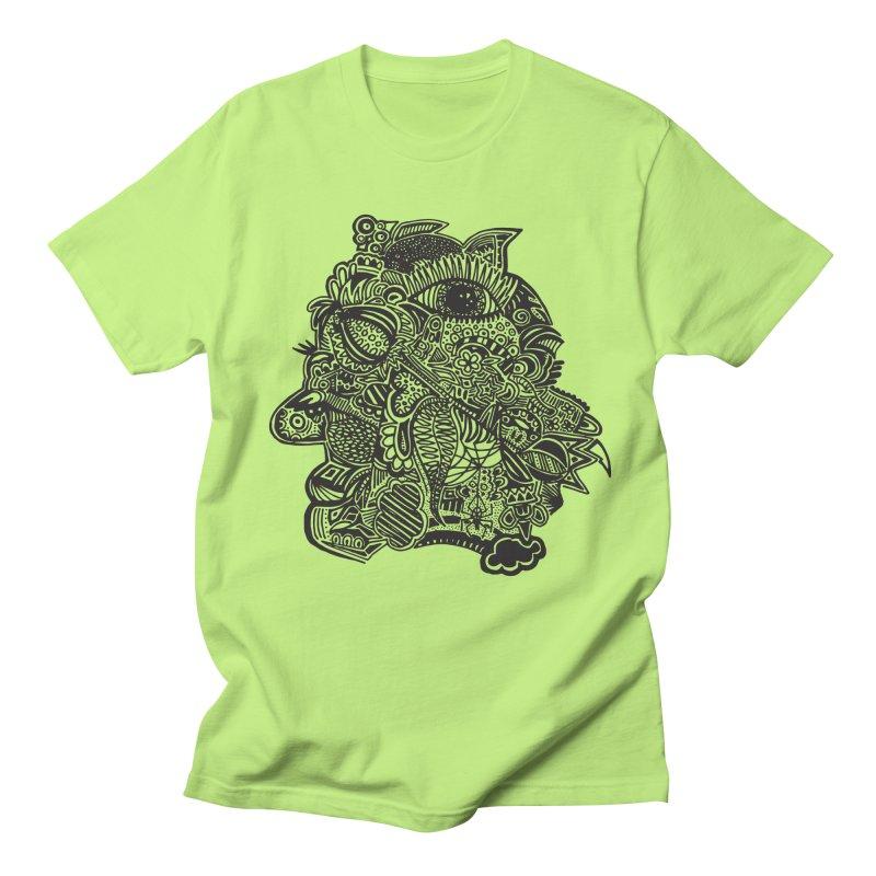 Face It Men's T-shirt by samanthalilley's Artist Shop