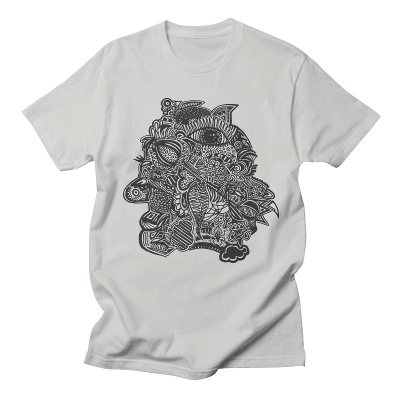 Face It Men's T-shirt by samanthalilley's Artist Shop