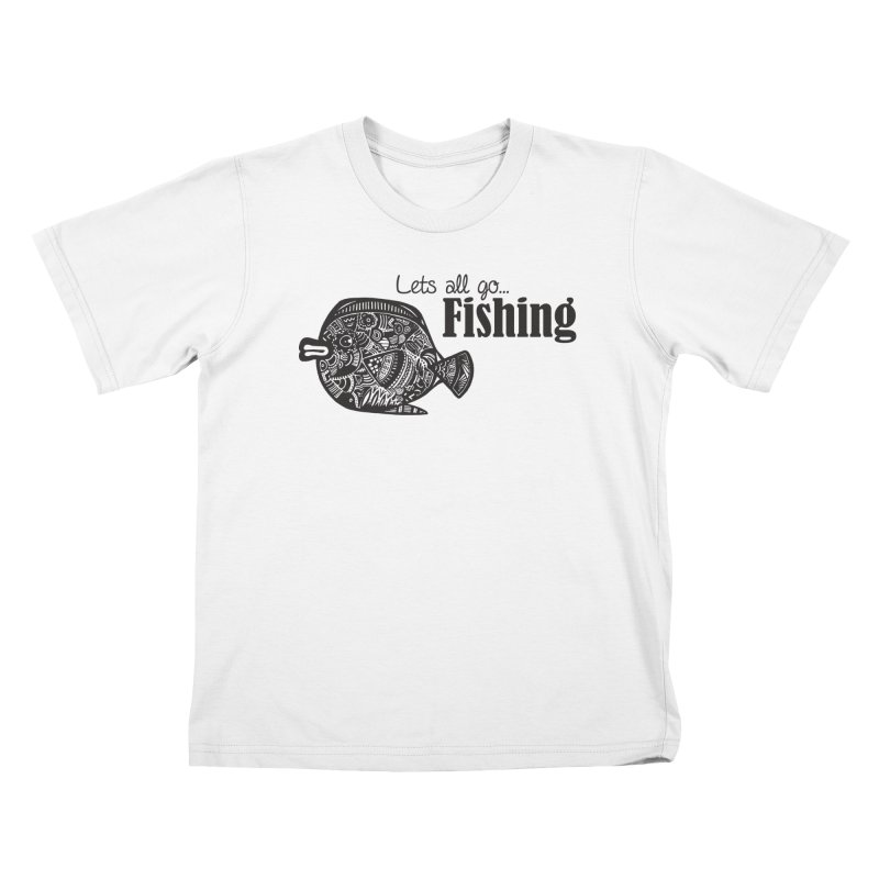 Let's all go fishing...   by samanthalilley's Artist Shop