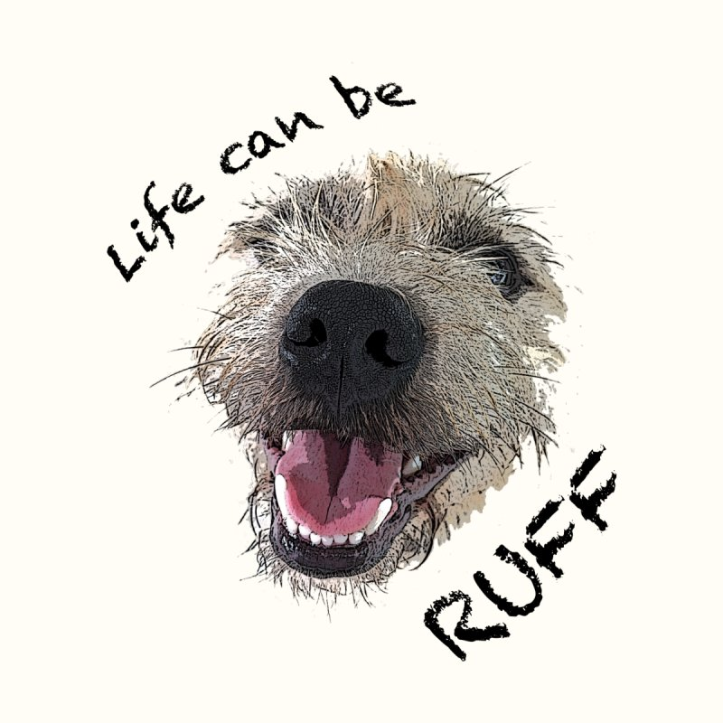 Ruff by samanthalilley's Artist Shop