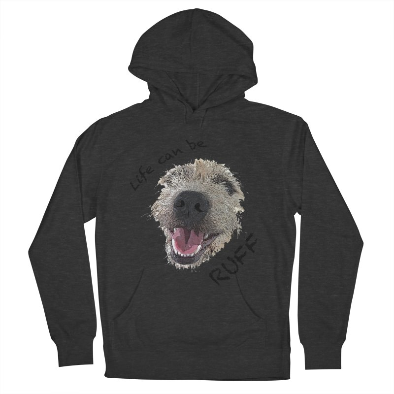 Ruff Men's Pullover Hoody by samanthalilley's Artist Shop