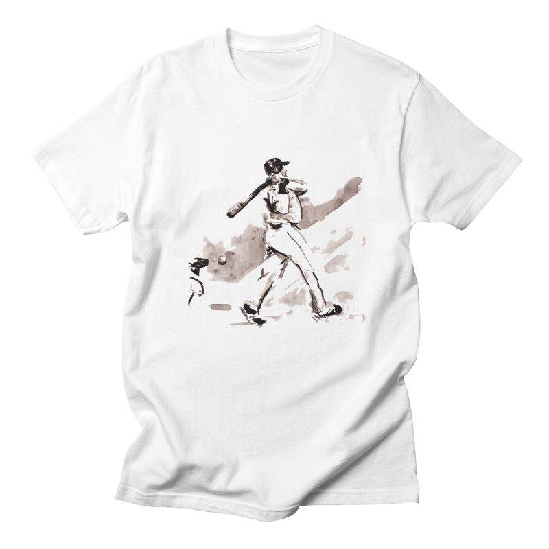 Dunn Whiffs Men's T-Shirt by Dmitry Samarov's Artist Shop
