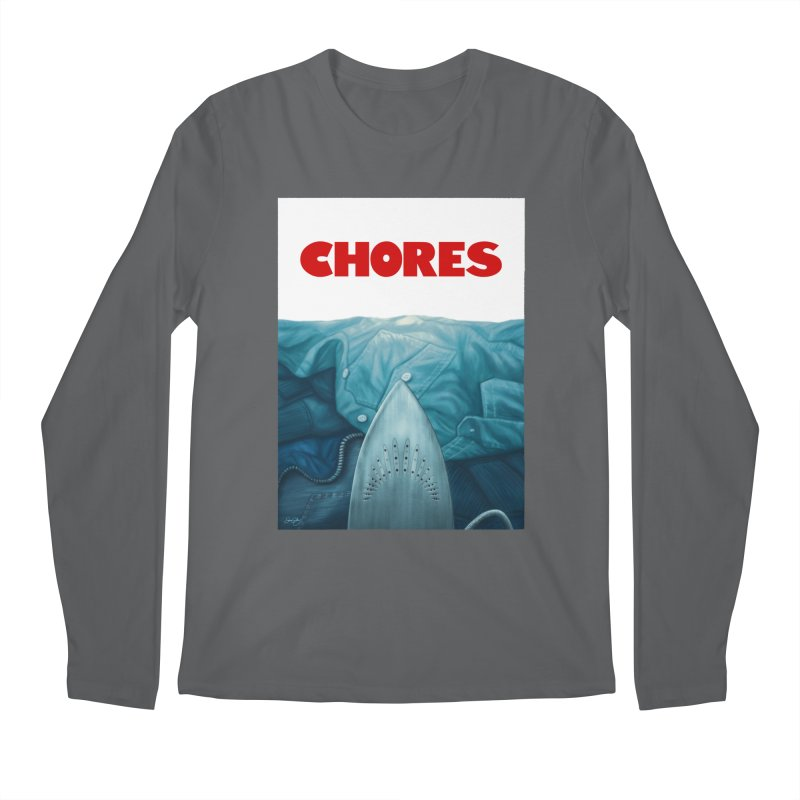 CHORES Men's Longsleeve T-Shirt by Sam Gilbey