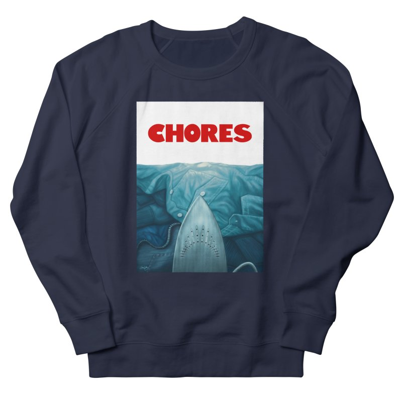 CHORES Women's French Terry Sweatshirt by Sam Gilbey