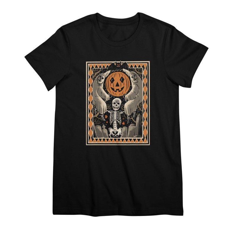Luna Pulsis Women's Premium T-Shirt by Sam Heimer