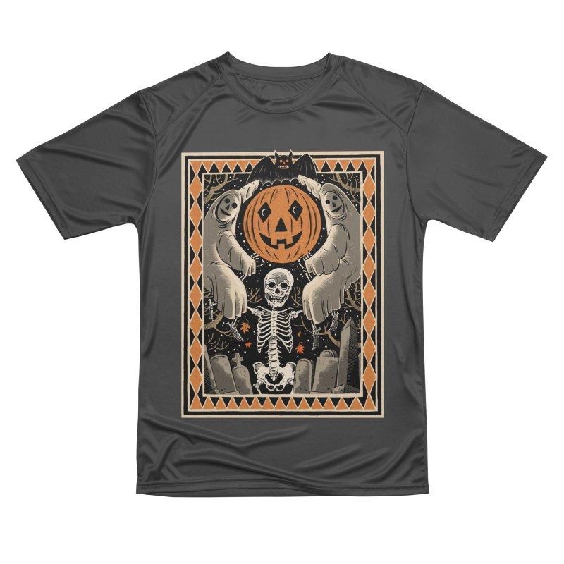 Luna Pulsis Men's Performance T-Shirt by Sam Heimer