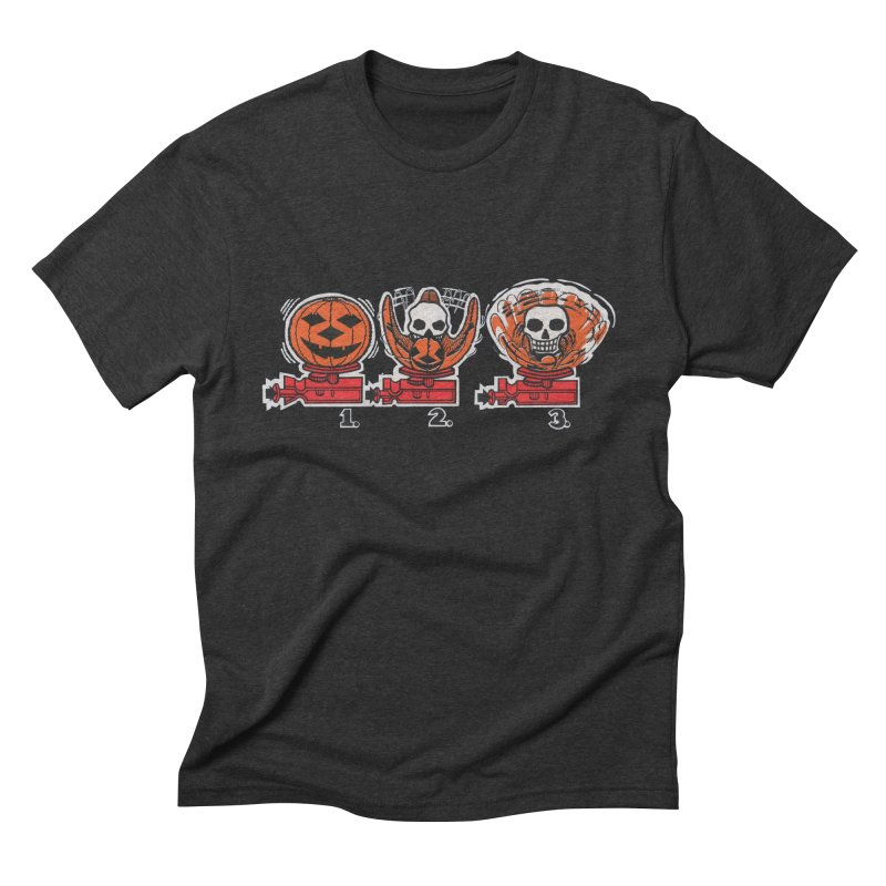 Whirly Toys Men's Triblend T-Shirt by Sam Heimer