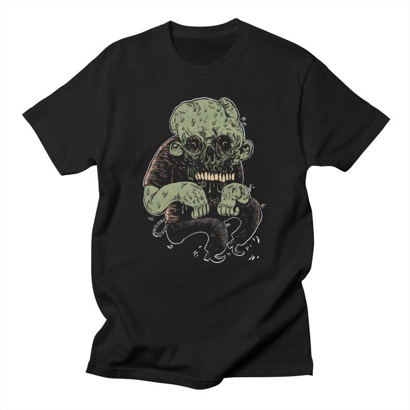 Dancin' Creep Men's T-Shirt by Sam Heimer