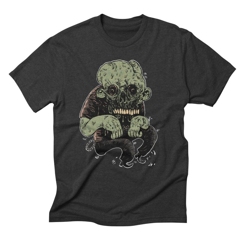 Dancin' Creep Men's Triblend T-shirt by Sam Heimer
