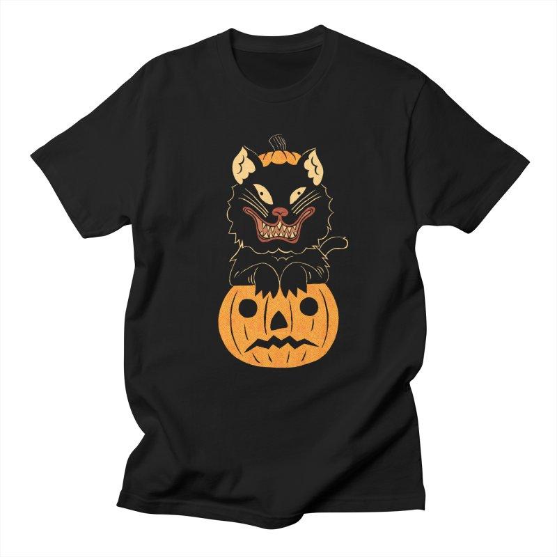 Not THAT Cat Men's Regular T-Shirt by Sam Heimer