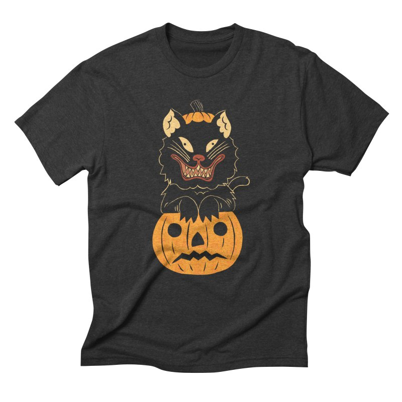 Not THAT Cat Men's Triblend T-Shirt by Sam Heimer